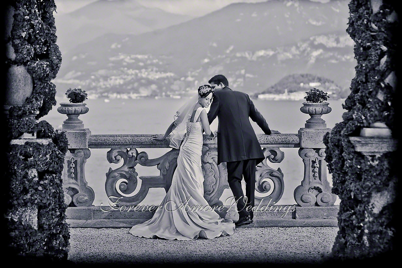 Wedding Villa del Balbianello Lake Como