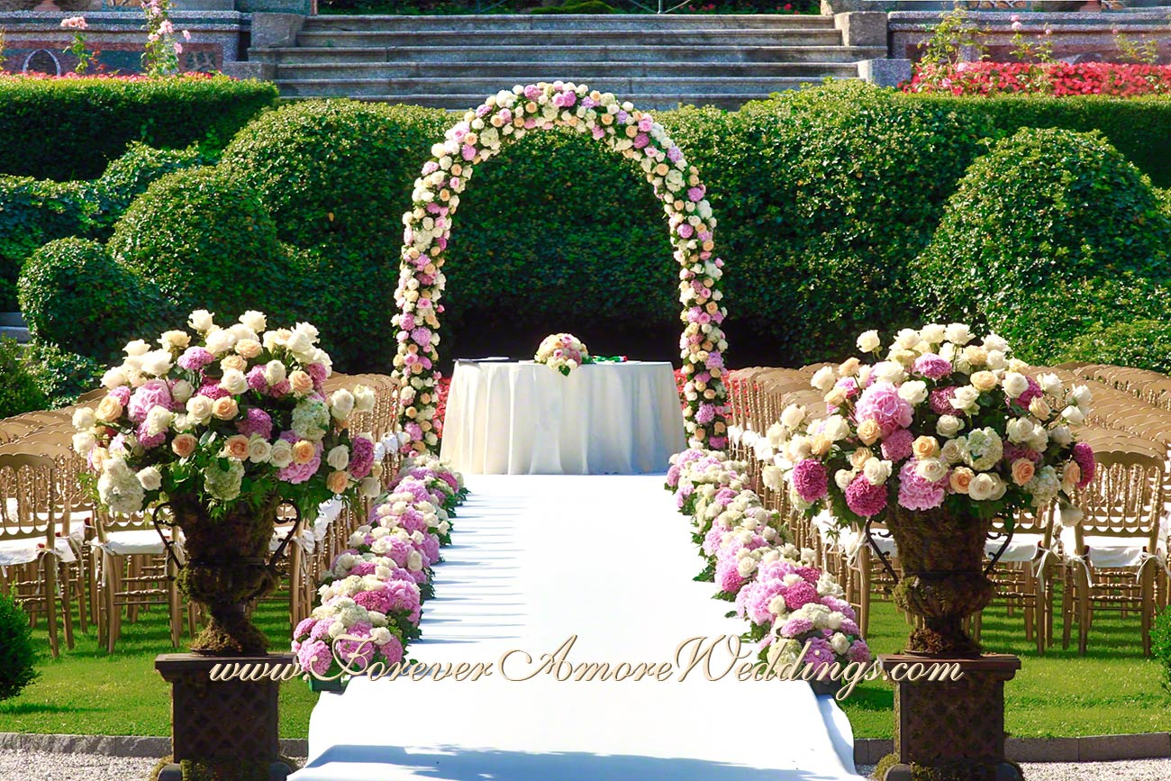 destination wedding lake como villa d'este